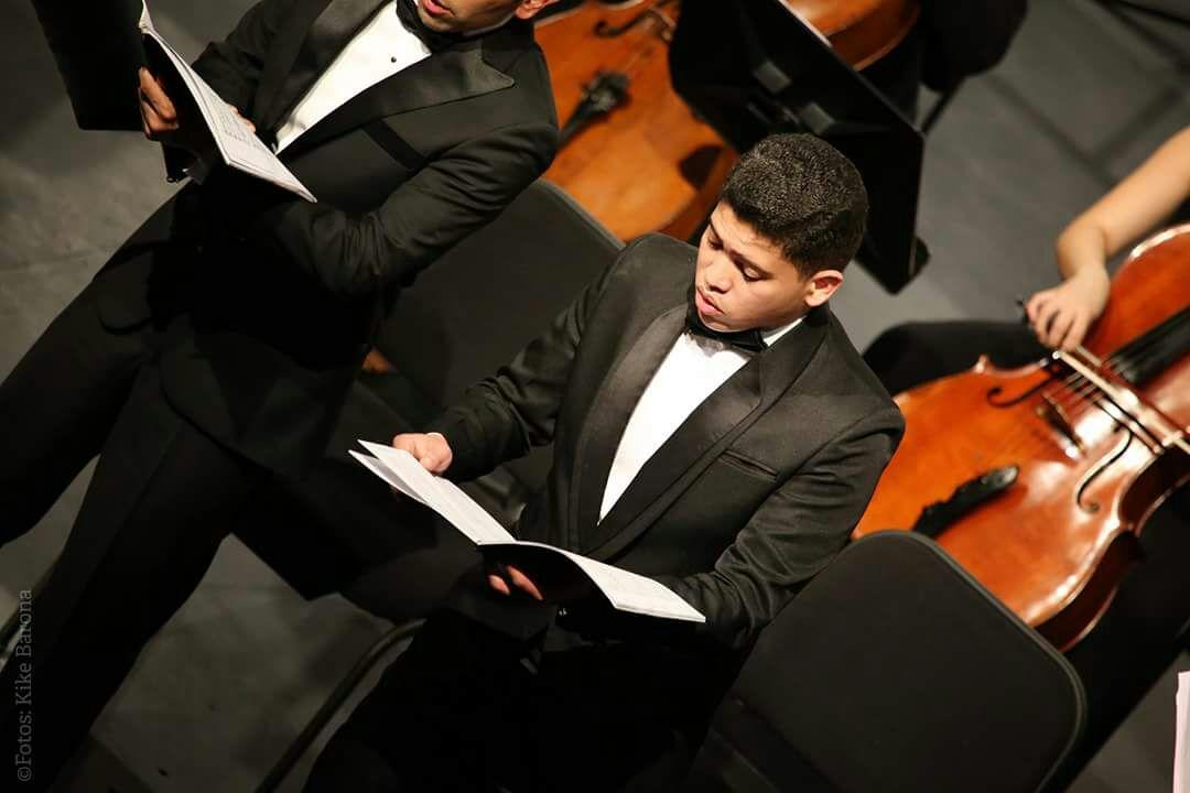 Técnica Vocal. Maestro: Marco Melendez