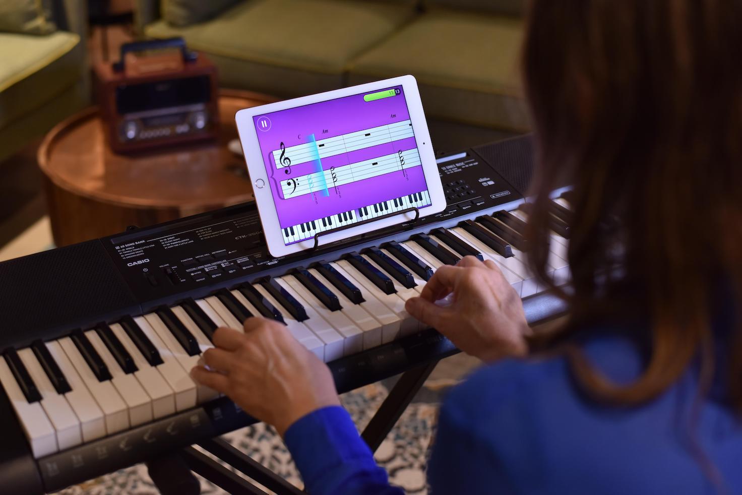 Piano. Maestro: Alejandro Uribe